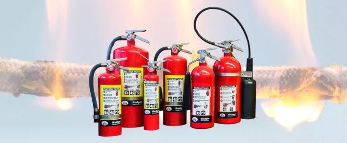огнетушители для тушения электропроводки